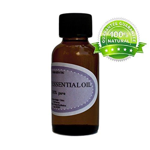 Rosemary Essential Oil 100% Pure Organic 1.1 Oz/36 Ml