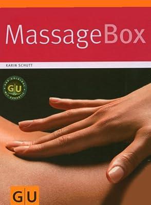 Massage-Box (GU Buch plus Körper & Seele)