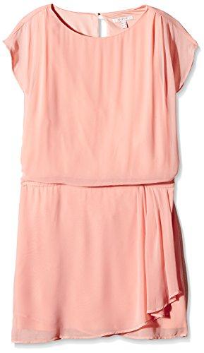Billig ESPRIT Damen A-Linie Kleid in Wickeloptik Günstig Shoppen 453f01eeee