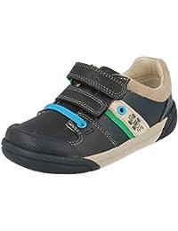 Clarks Boy's LilfolkCub Pre Sneakers