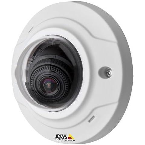Axis M3005-V - Cámara de vigilancia en domo, color blanco