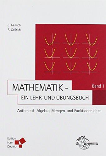 Mathematik - Ein Lehr- und Übungsbuch - Satz