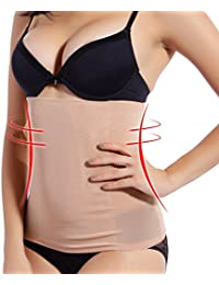 maboobie Sexy Gaine Ventre Plat Serre Taille Chair Invisible Corset Sans Couture M L Neuf