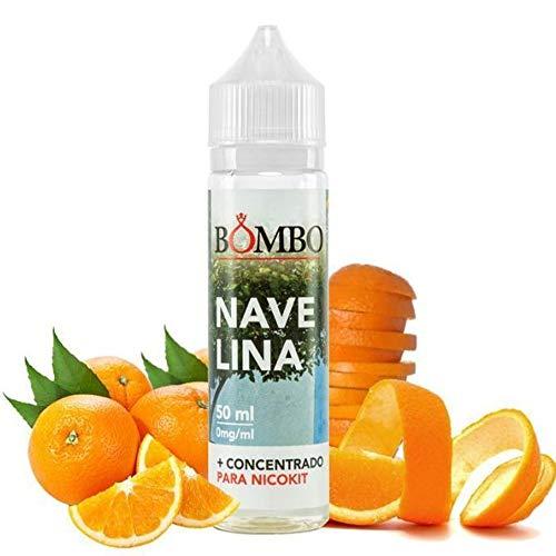 E-liquid BOMBO NAVELINA 50ML - sabor naranja