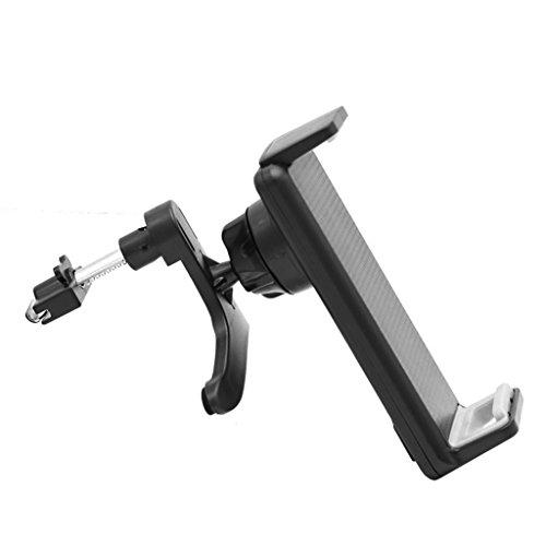 Kfz-Halterung für Smartphones/Tablets mit 10,2-27,9 cm (10,2-27,9 cm)