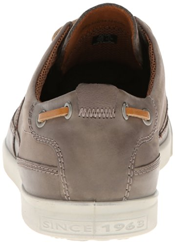 Ecco Collin, Mocassins Homme Marron (Grey/Sambal/Basalt58532)