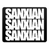 Eddany Sanxian three words - Plastic Acrylic