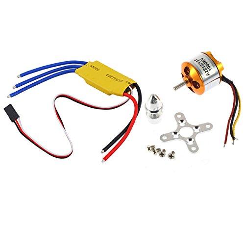 a2212-1000kv-brushless-motor-w-30a-brushless-esc-dji-f450-550-lega-di-alluminio-plastica-multi-color