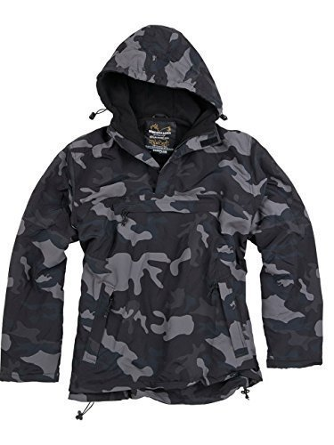 Surplus giacca giubbotto uomo impermeabile militare windbreaker jacket