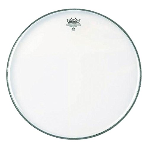 remo-ambassador-14-hazy-bottom-snare-skin