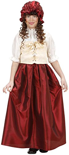 Widmann 12558, Kinderkostüm - Kostüm Kleid