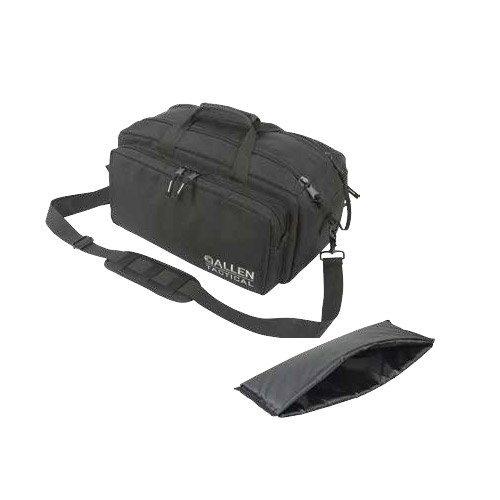 Allen Tactical Deluxe Tactical Range Bag, Schwarz, Unisex, schwarz