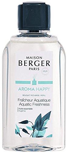Aroma Happy - Fraîcheur Aquatique / Aquatic Freshness -
