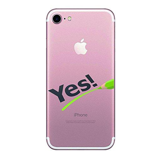 iphone 6 Cover ,Transparent Custodia Antiuroto Ultra Sottile Bumper Soft Morbido TPU Gel Silicone Protettiva Case per i Phone 6s Plus (i Phone 6s/6 4.7, Gel di silice 6) i Phone 6s/6 4.7