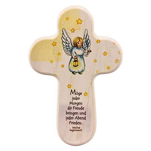 Croix Ange Gardien avec lanterne