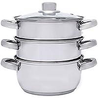 Florina Divapore - Set de ollas multiuso, cocción al vapor