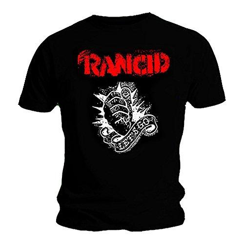 Ripleys Clothing Rancid 'Let's Go' T-Shirt