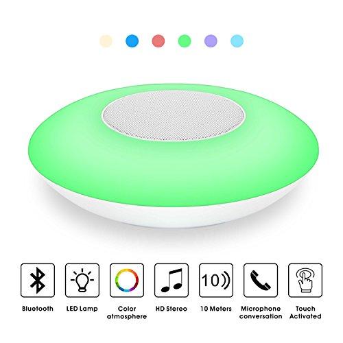 V.TOP Wireless Bluetooth Lautsprecher Lampe (Bluetooth Lautsprecher Lampe)