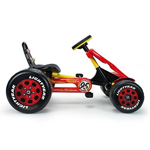 Cars 3 - Go Kart, Color Rojo (Injusa 4145)