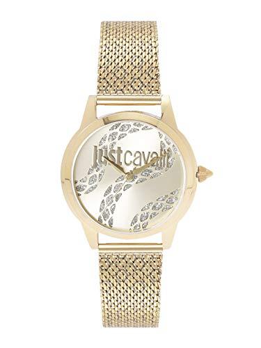 Just Cavalli Montre Femme Seulement Temps jc1l050m0265