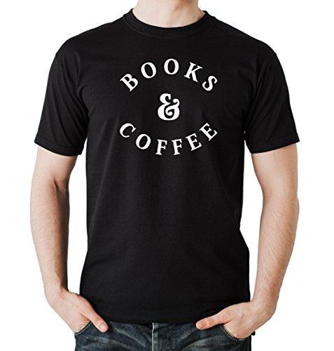 Certified Freak Books & Caffee T-Shirt Black M (Espresso-kamin)
