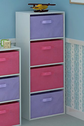 home-source-tier-toy-storage-unit-kids-chest-of-4-canvas-drawers-for-bedroom-or-playroom