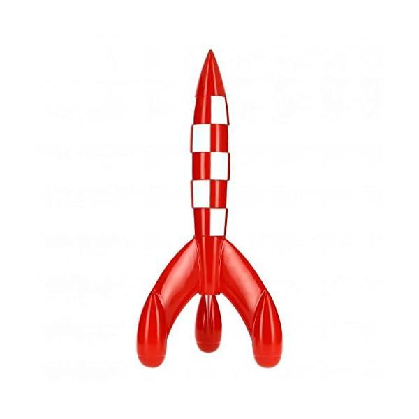 Moulinsart- Tintín Cohete Lunar 30 cm (46949) 1