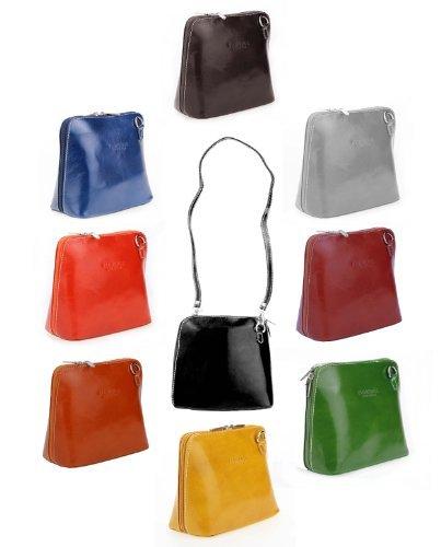 Made Italy , Sac pour femme à porter à l'épaule 17x17x8 cm (BxHxT)