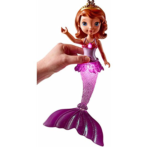 Planet-of-Toys-Sweet-Princess-Mermaid-Doll-Light-And-Music-For-Kids-Children