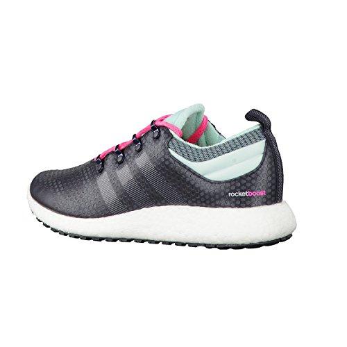 Adidas CH Rocket Boost Women's Chaussure De Course à Pied Noir