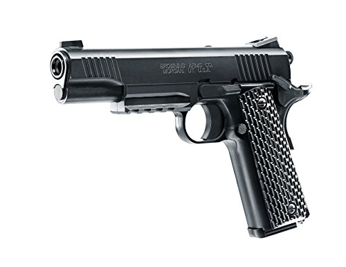 Beretta Softair Browning 1911 HME 0.5 Airsoft Pistole, Schwarz, One Size