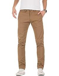Yazubi Chinos Pantalones Slim fit - Dustin - para Hombre