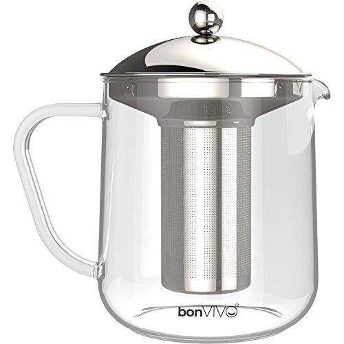 bonVIVO® Fridu - Cafetera para Cold Brew