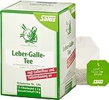 Fegato Galle del tè Tisana N. 18A SALUS filterbtl. 15pezzi sacchetto filtro