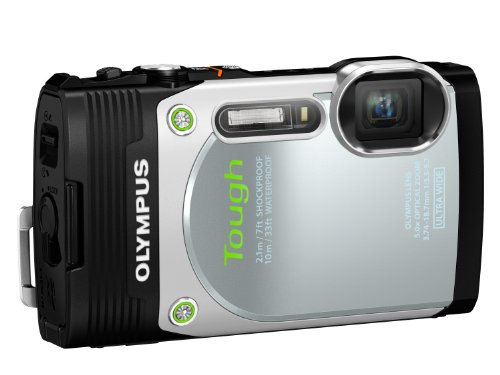 Olympus TG-850 Tough