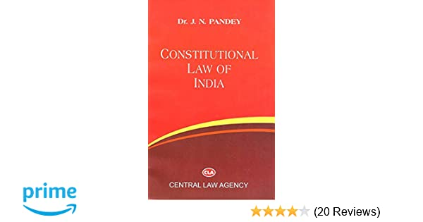Pdf law jn constitutional pandey