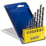Kinzo 72058 Kit de 8 Forets à pierre