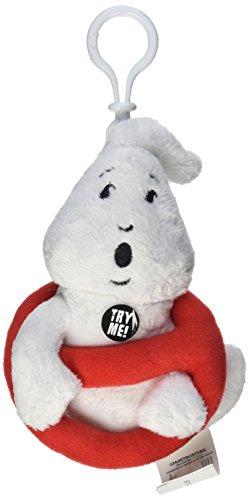 """Ghostbusters GB01176 - Mini portachiavi con simbolo """"divieto di fantasmi"""", con effetti sonori"""