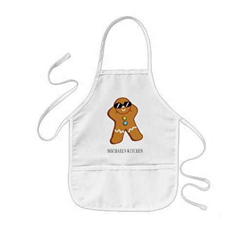 marrone-zenzero-personalizzato-grembiule-per-bambini
