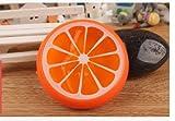 SROVFIDY Fluffy Slime Spielzeug,Kristall Frucht Ton Gummi Schlamm intelligente Hand Gummi Plastilin Schleim Kind (E)
