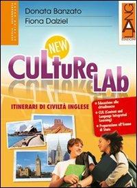 New culture lab. Con espansione online. Per la Scuola media