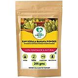 Little Moppet Foods Natural Raw Banana Powder