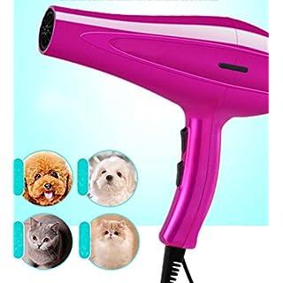 OKMINIOK Föntrockner für Haustiere, für Hunde, föhnend, leistungsstark, leise, spezielle Föhne