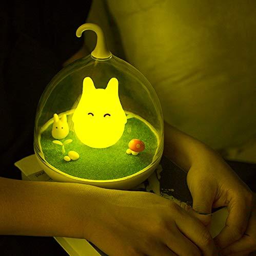 Led Nachtlicht Lampe Für Geschenk Touch Sensor Birdcage Nachtlicht Mit Usb-kabel Wohnkultur Schlafzimmer Desktop Lightsplug in wand -