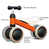 #2: Magicwand® No-Pedal Light Weight Self-Balancing Trike for Toddlers