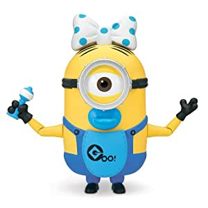 DESPICABLE ME 2 BUILD A MINION BABY CARL DELUXE 13 CM