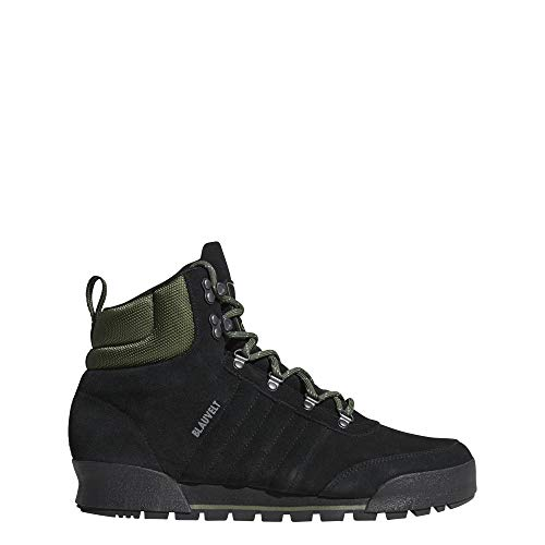 adidas Herren Jake 2.0 Skateboardschuhe, Schwarz Verbas/Negbás 000, 43 1/3 EU Adidas Boot