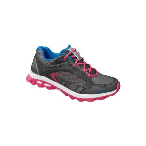 Mammut MTR 71-II Low Women (Multifunction Footwear (Low)), color:grey-raspberry;size:7 UK / 40.5 EUR grey-raspberry
