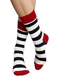 Happy Socks Stripe Men's Size.41-46 HS590