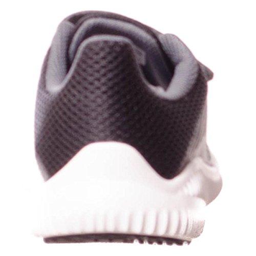 adidas Fortarun Cf K, Scarpe da Ginnastica Unisex – Bambini Nero (Negbas/Plamet/Onix)